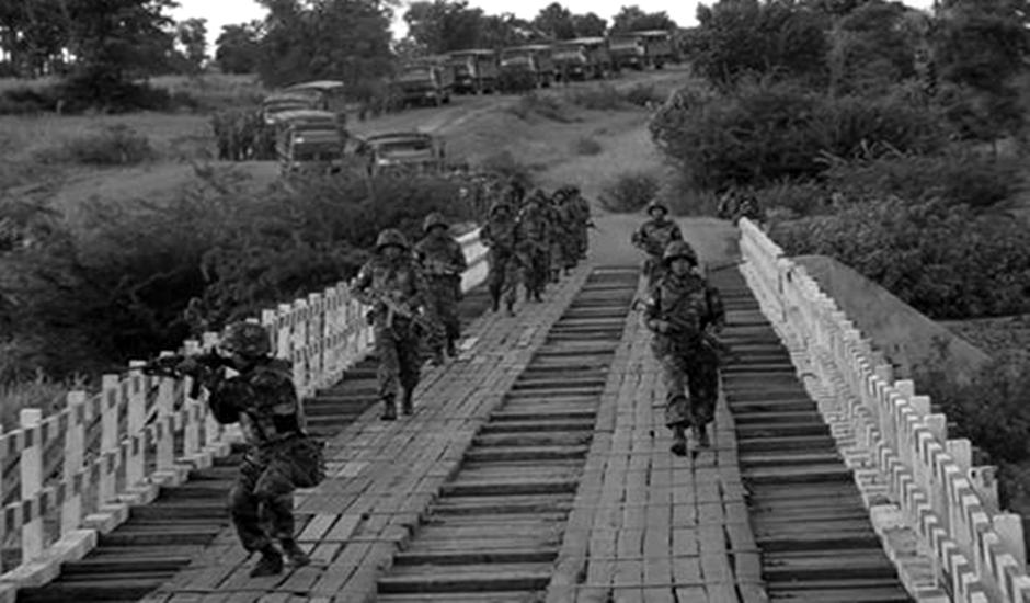 myanmar-army-black