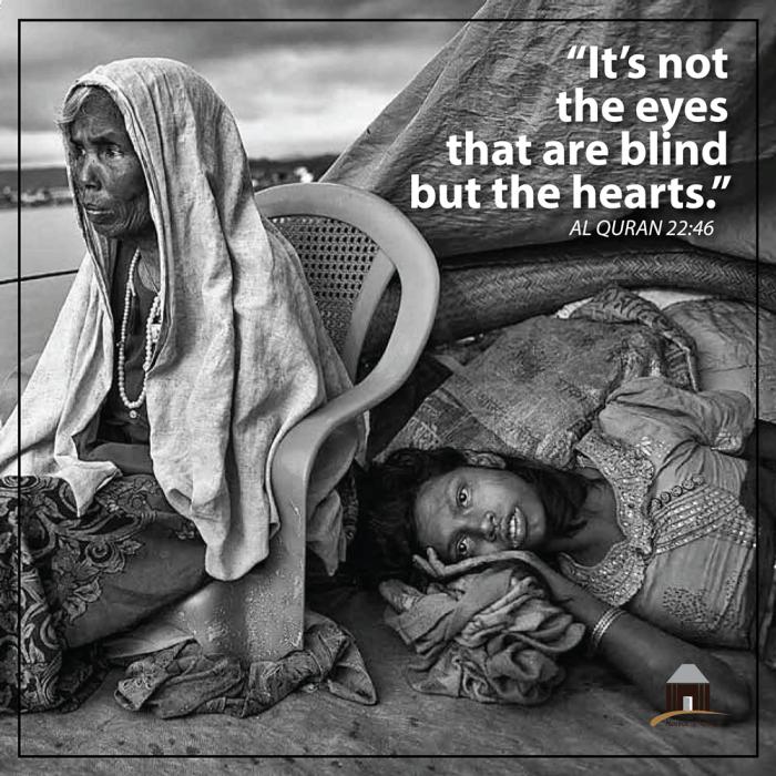 Al-Quran - Blind hearts-01