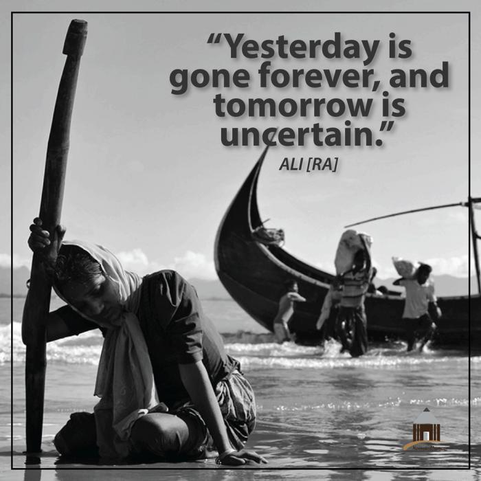 Ali (RA) - Yesterday-01
