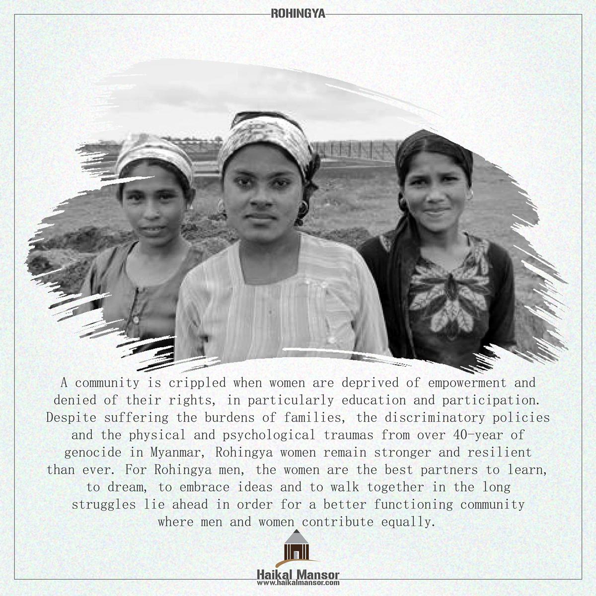 Rohingya Women Empowerment-01
