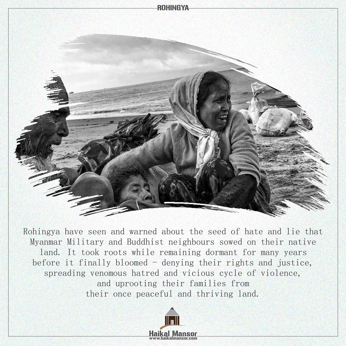 Seed of Hate and Lie - Rohingya-01-01